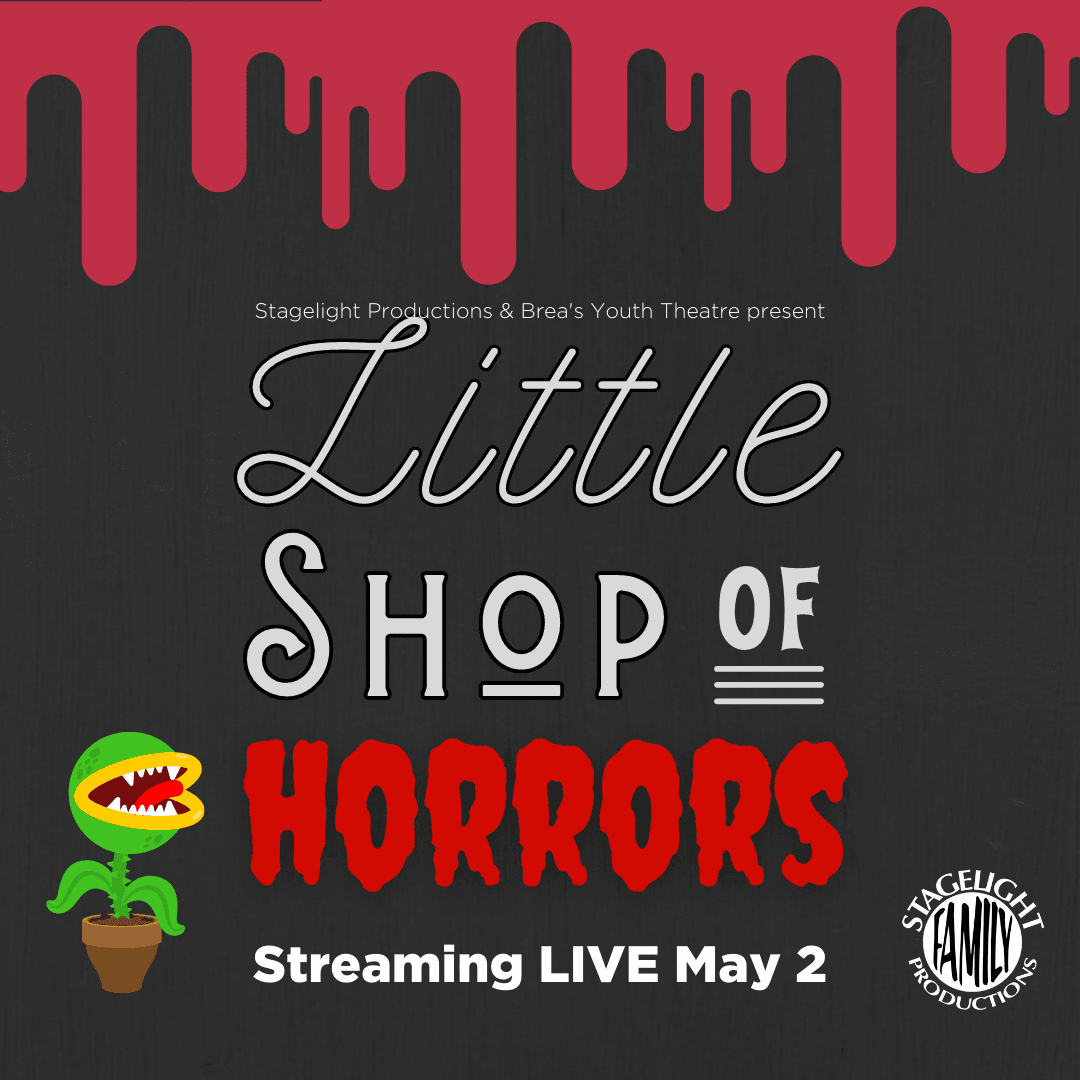 Little Shop of Horrors streams live on May 2!