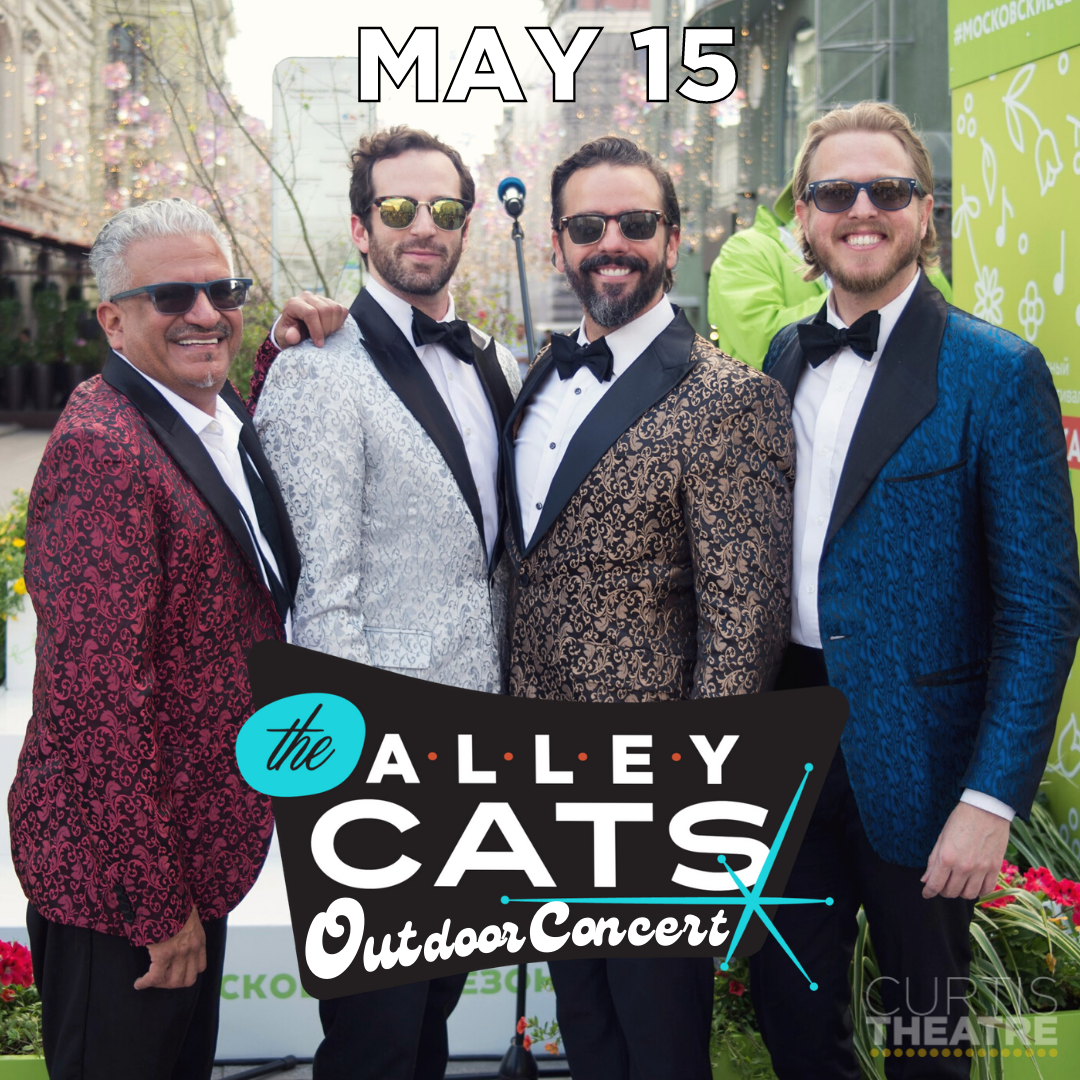 The Alley Cats Outdoor Concert