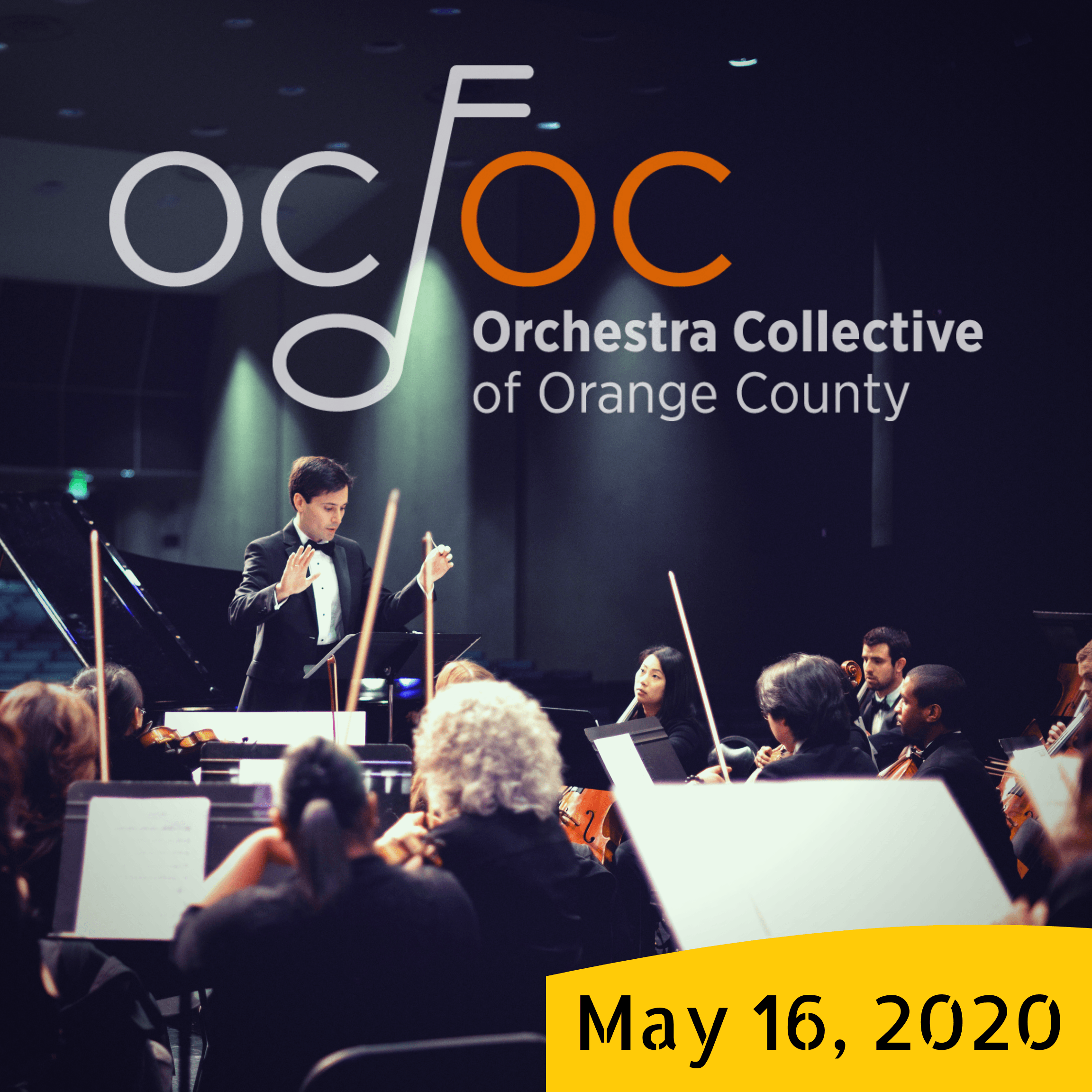 Orchestra Collective of Orange County March 29, 2020