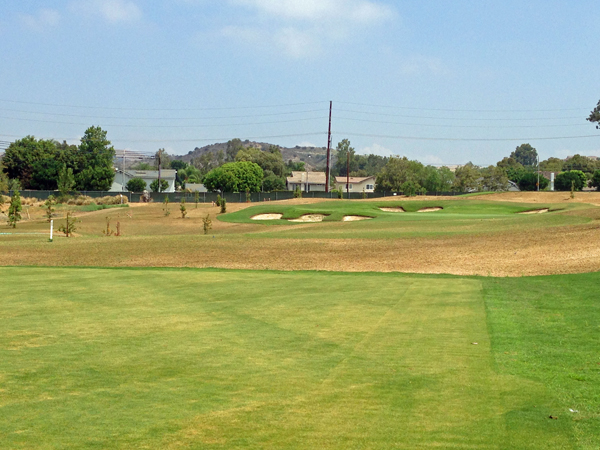 Birch Hills Golf Course Hole #3 (July 2014)